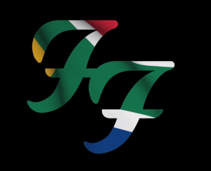 Foo Fighters South Africa logo