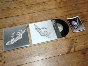 Peasant 'Dead Hand' 7inch available from Roastin Records