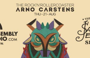 The Rock 'n Rollercoaster Presents - Arno Carstens