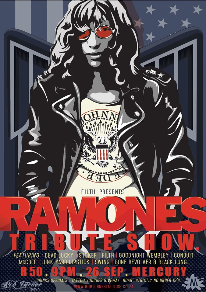 Ramones Tribute Show at Mercury Live