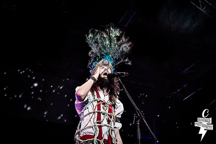 Crystal Fighters - photo by Christelle Duvenage
