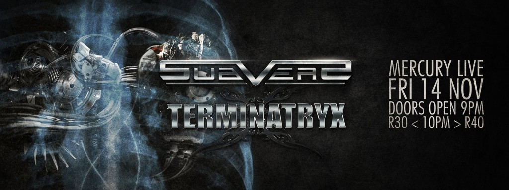 Terminatryx - Launch Event