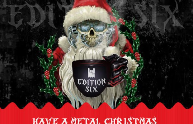 edition 6 of radio spookasem a metal christmas is here for your listening pleasure - Metal Christmas Music
