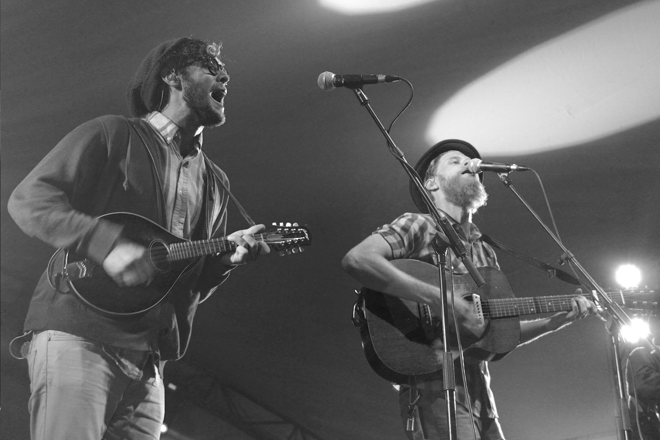 The Lumineers by Ashley Brown 3