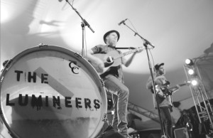 The Lumineers by Ashley Brown 4