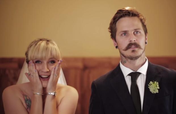 If maroon 5 wedding video wasn t staged sa music scene for Maroon 5 wedding video
