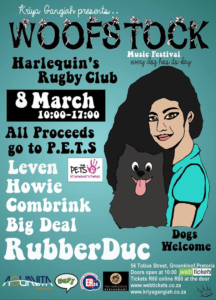 Woofstock 2015 at Harlequins