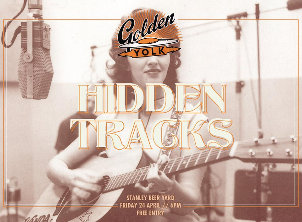 Golden Yolks Presents Hidden Tracks at Stanley Beer Yard