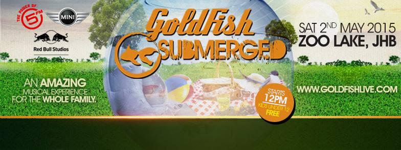 Goldfish Submerged Sundays Season Finale at Zoo Lake
