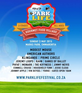 Park Life Festival at Marks Park