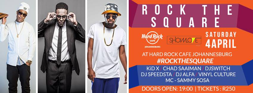 Rock the Square at Hard Rock Café