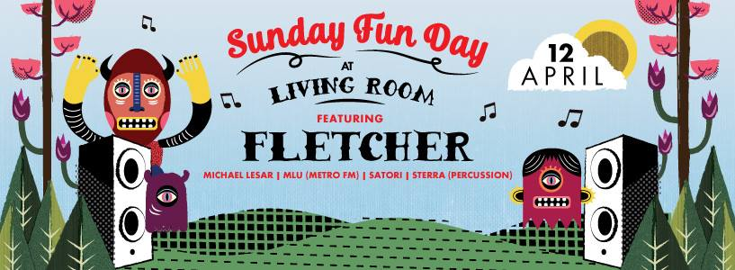 Sunday Funday Mixed Bag Event at The Living Room