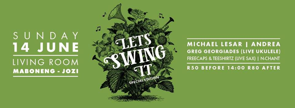 Let's Swing It Special Sunday Edition at The Living Room