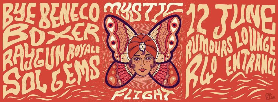 Mystic Flight at Rumours Lounge