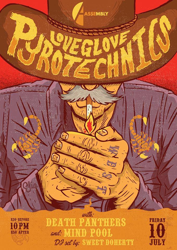 Loveglove Poster 1
