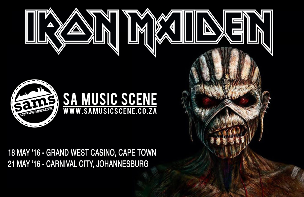 Iron Maiden SA Music Scene Feature Image Saved for Web