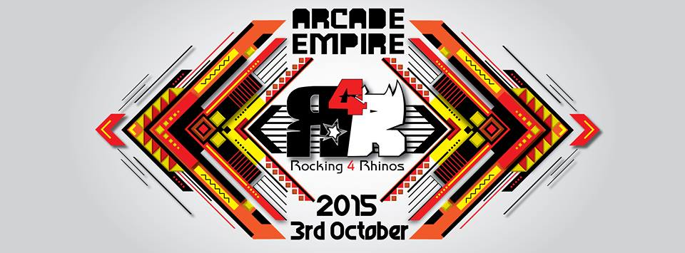 Rocking for Rhinos 2015 at Arcade Empire