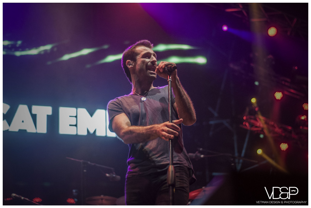 Rocking The Daisies 2015 by Vetman Design and Photography - The Cat Empire