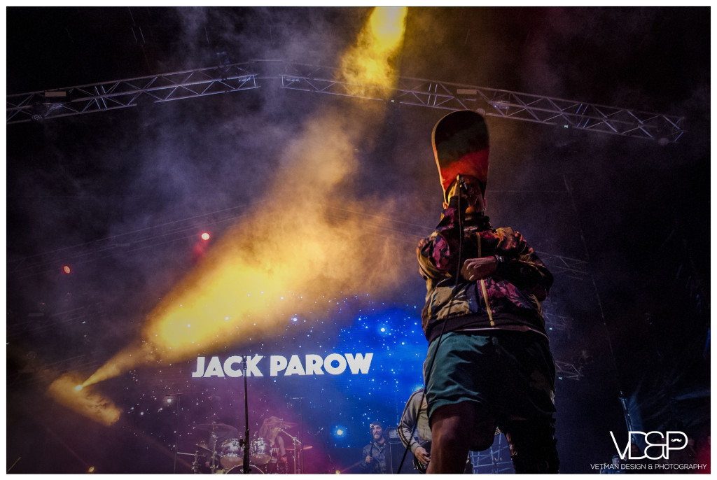 Rocking The Daisies 2015 by Vetman Design and Photography - Jack Parow