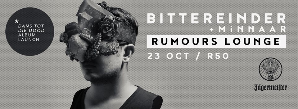 Bittereinder Dans Tot Die Dood Album Launch at Rumours Lounge