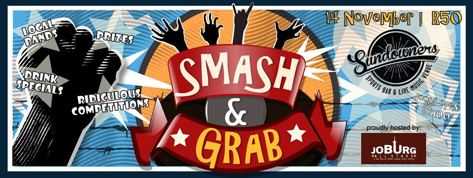 Smash and Grab Music Festival at Sundowners