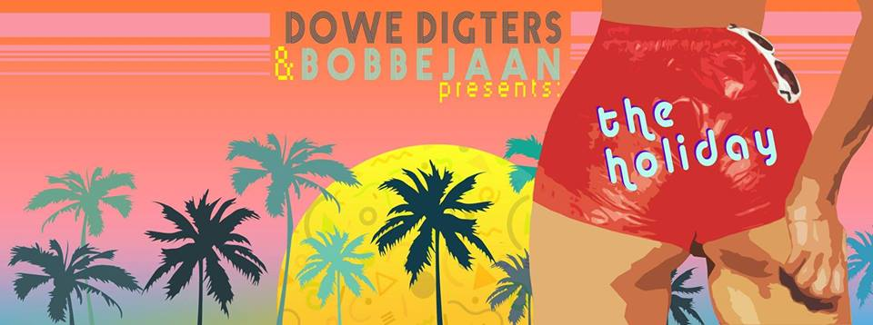 Dowe Digte and Bobbejaan present The Holiday at Die Proviand