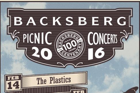 Backsberg Picninc 2016 - The Plastics