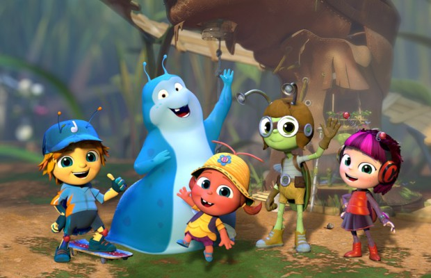 Beat Bugs ft The Beatles - SA Music Scene