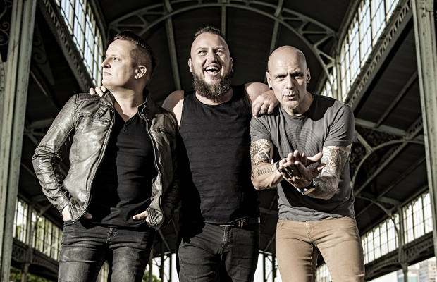 Just Jinjer - photo by Daniel Craig