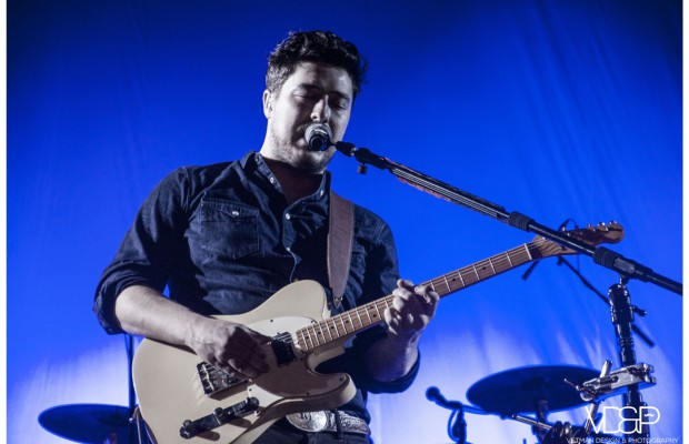 Mumford and Sons Live in Cape Town South Africa by Vetman Design & Photography - 1