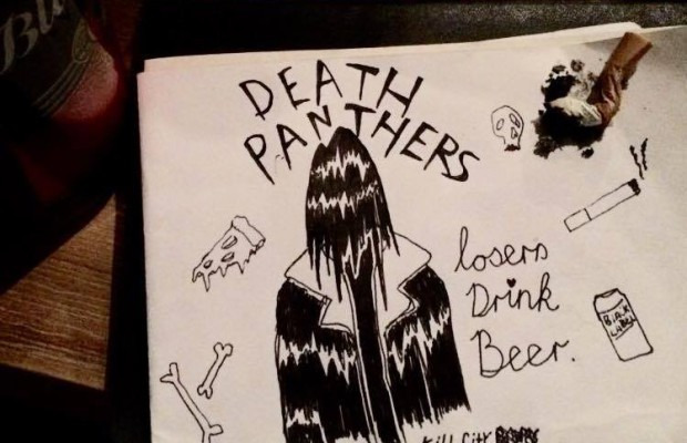 Death Panthers - Losers Drink Beer