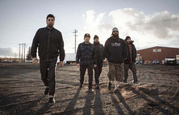 Deftones 1 - Photo Credit Frank Maddocks