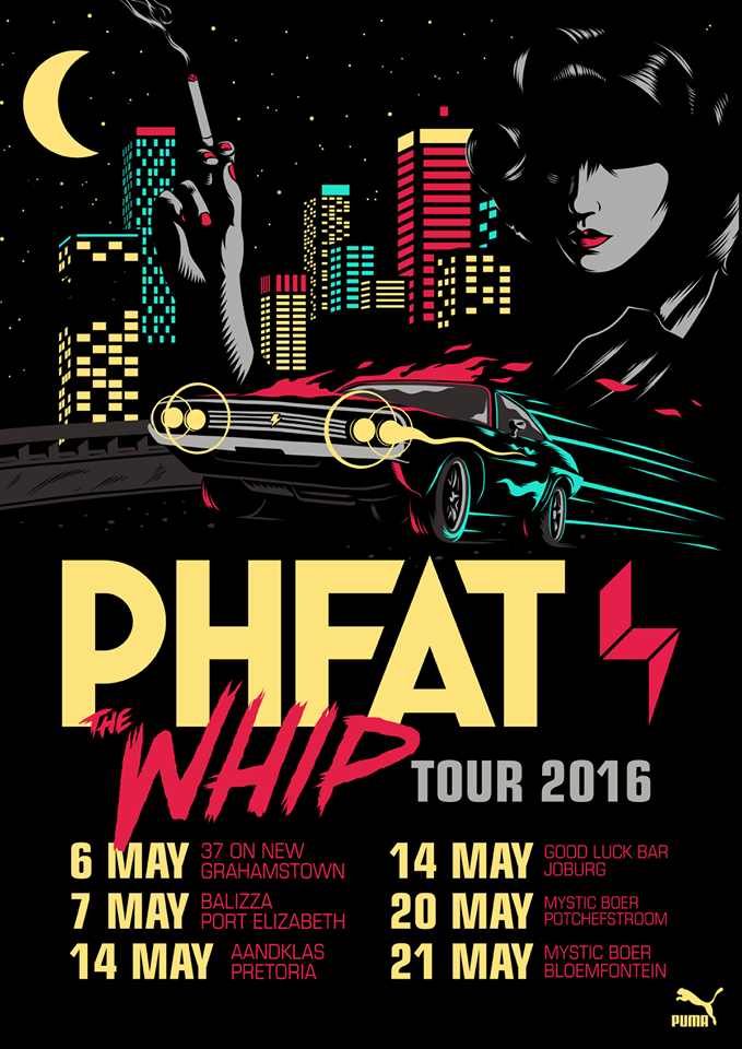 PH Fat Whip Tour