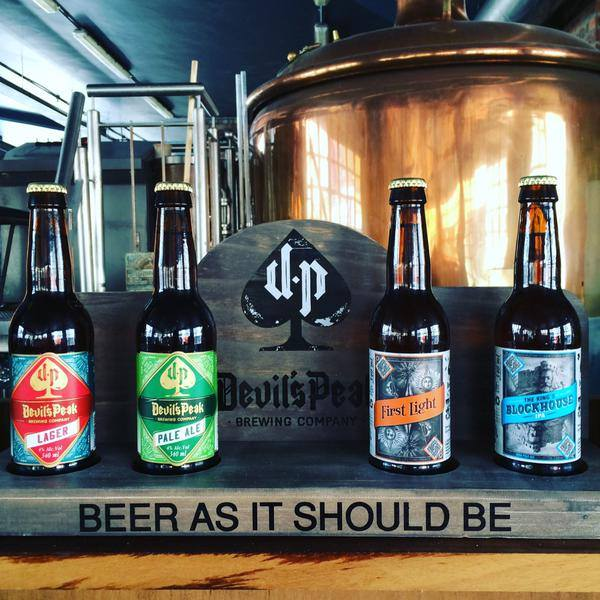 Get to know devil s peak before capital craft beer fest for Craft beer capital of the world