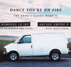Dance,you'reonfire